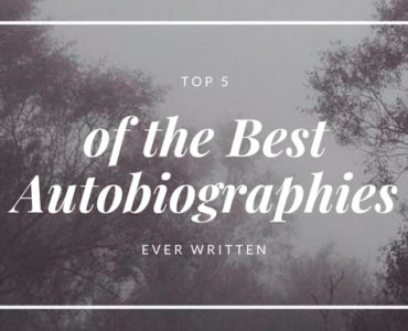 top 5 autobiographies cover image