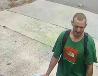 Goose Creek Porch Pirate